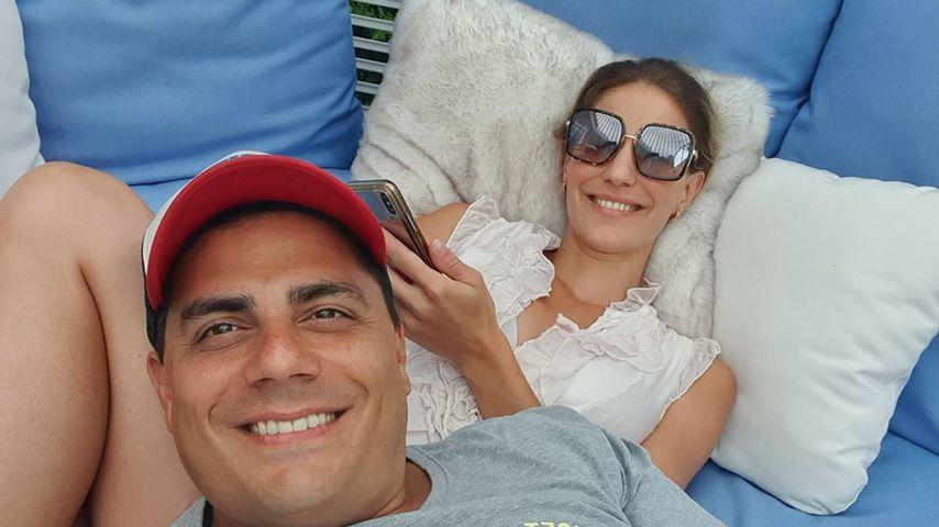 Silva Gonzalez und Stefanie Schanzleh im August 2020