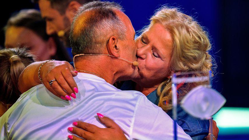 Silvia Wollny und ihr Verlobter Harald