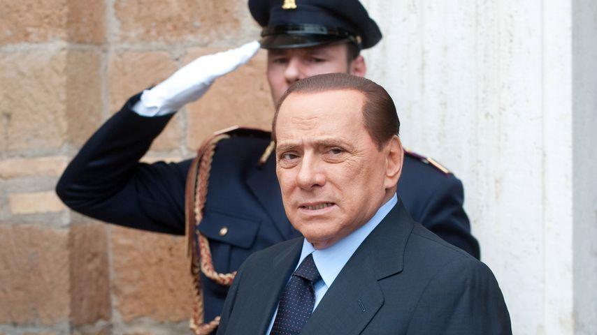 Silvio Berlusconi im April 2011