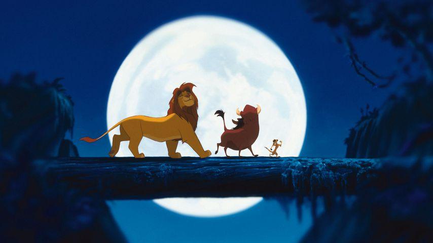 """Simba, Pumba und Timon aus """"Der König der Löwen"""""""