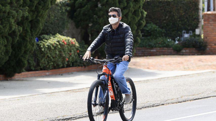 Simon Cowell: Genesungswünsche nach Rückenbruch durch E-Bike-Unfall