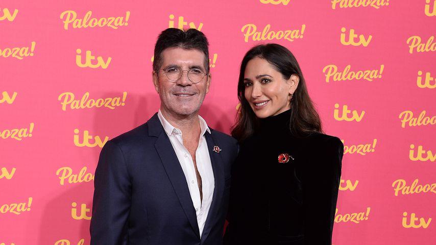 Simon Cowell und Lauren Silverman