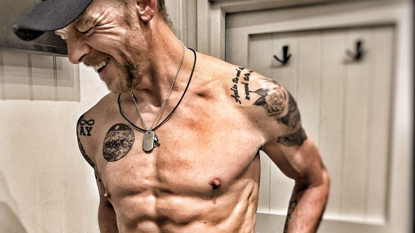 Super-Sixpack: Simon Pegg für neue Rolle total verändert!