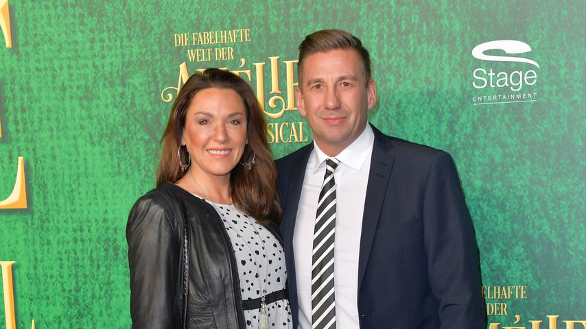 Simone Ballack und Andreas Mecky, Februar 2019
