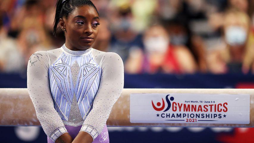 Simone Biles, Olympionikin