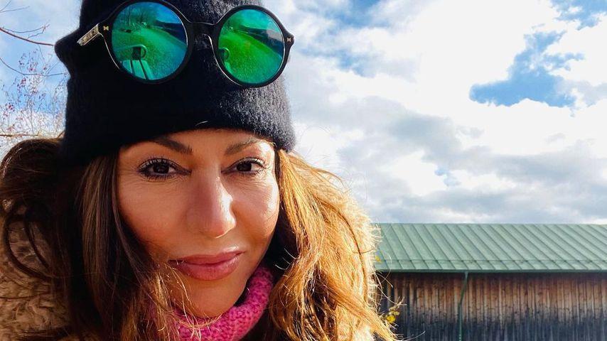 Simone Thomalla im November 2020