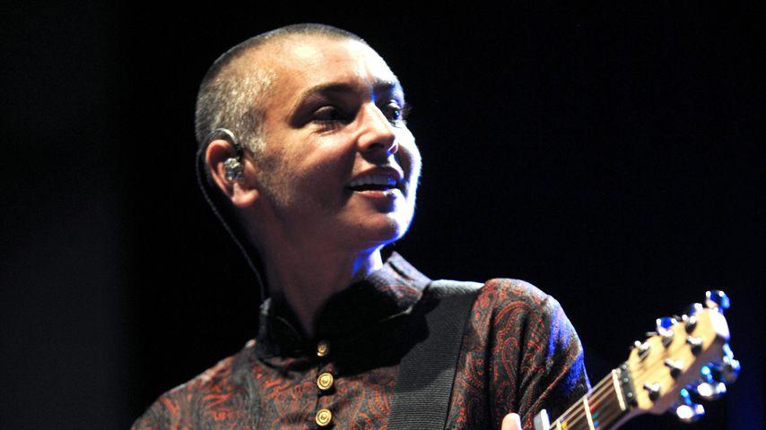 Sinéad O'Connor im August 2013