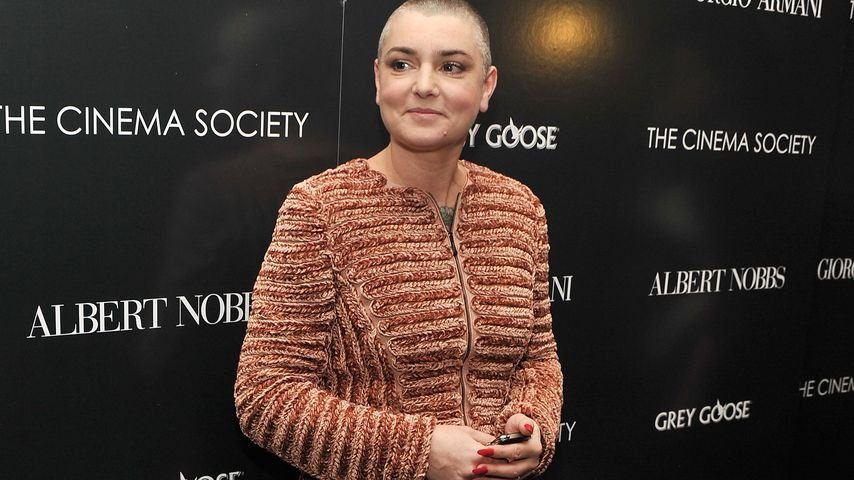 Sinéad O'Connor in New York, 2011