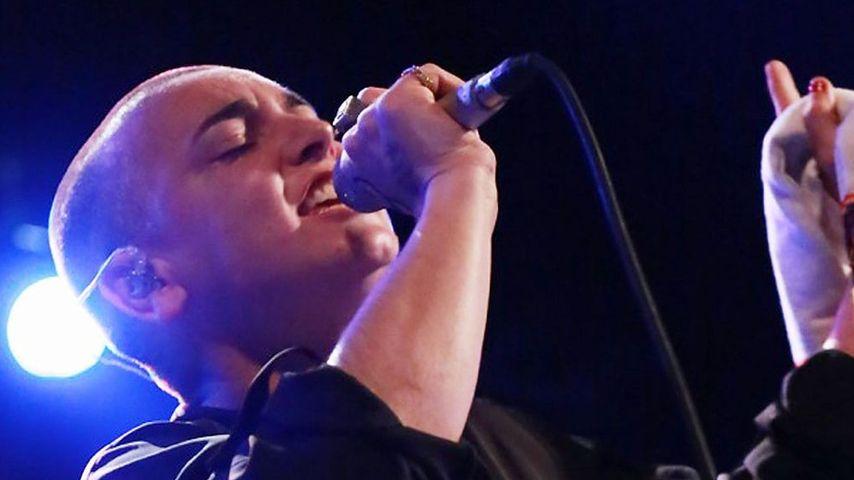 Nach Zusammenbruch: Sinéad O'Connor sagt Tour ab