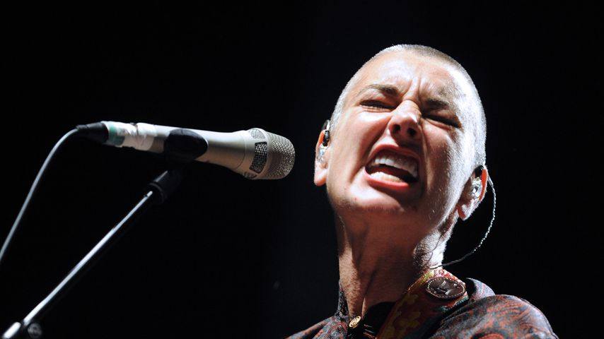 Sinéad O'Connor 2013 in Frankreich