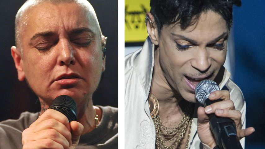 Freunde in Angst: Stirbt Sinéad O'Connor bald wie Prince?