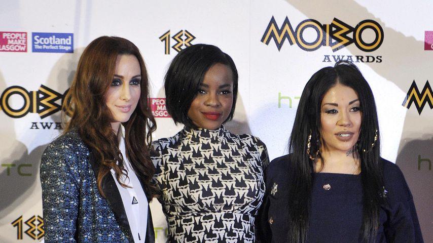 Siobhan Donaghy, Keisha Buchanan und Mutya Buena, 2013