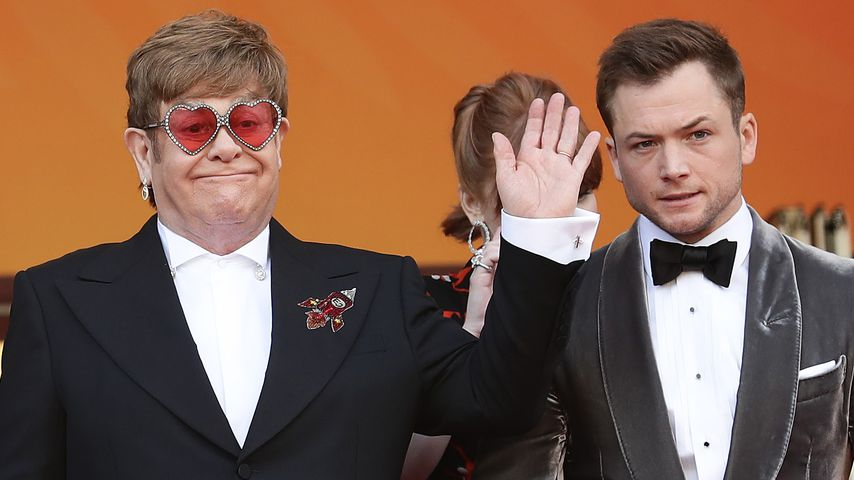 "Tränen inklusive: Emotionale ""Rocketman""-Premiere in Cannes"