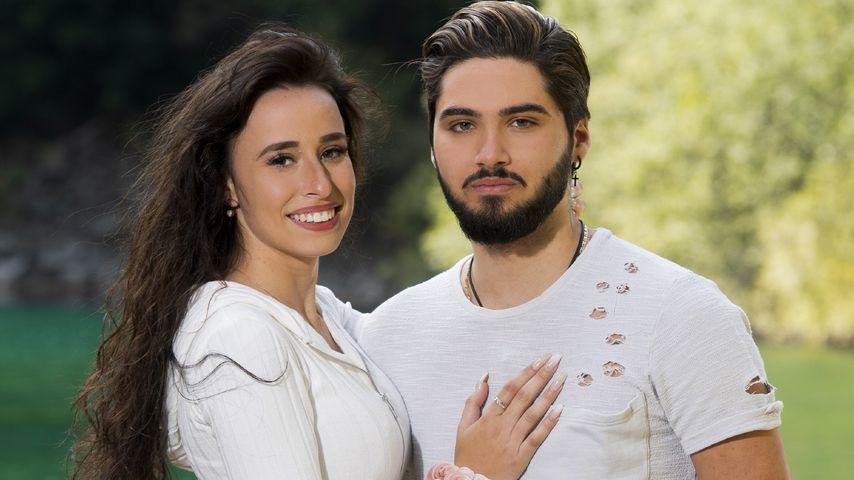 """""""#CoupleChallenge""""-Kandidaten Siria und Davide"""