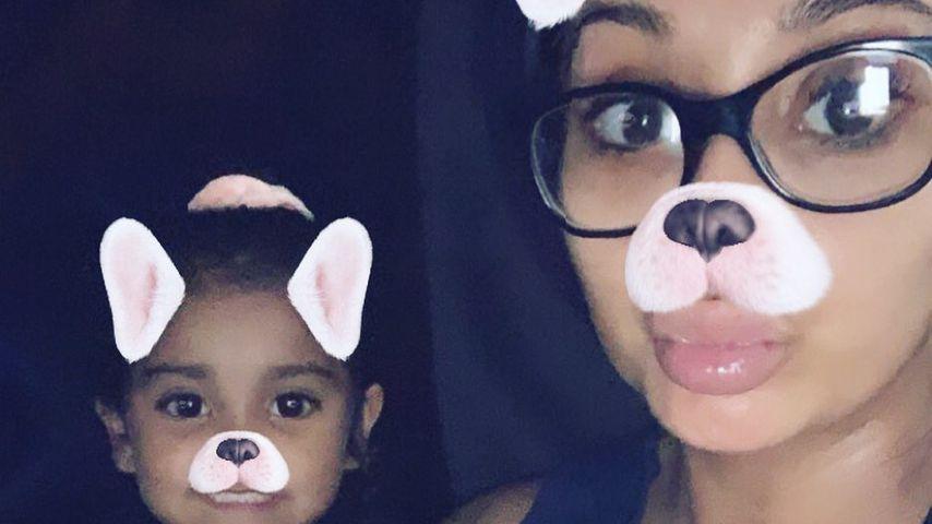 Snooki mit ihrer Tochter Giovanna und Söhnchen Angelo im Juni 2019