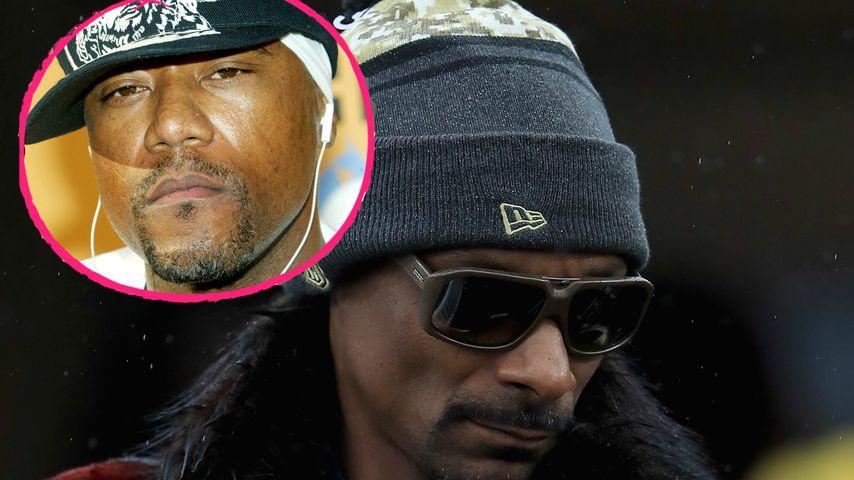 Tod mit 54 Jahren: Snoop Dogg trauert um Schauspiel-Kollegen