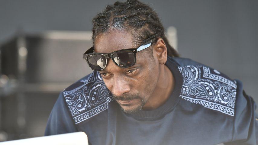 Musiker Snoop Dogg