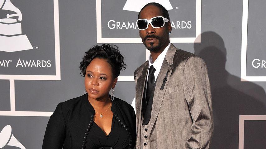 Schlimmes Gerücht: Snoop Dogg nach 20 Jahren Ehe getrennt?