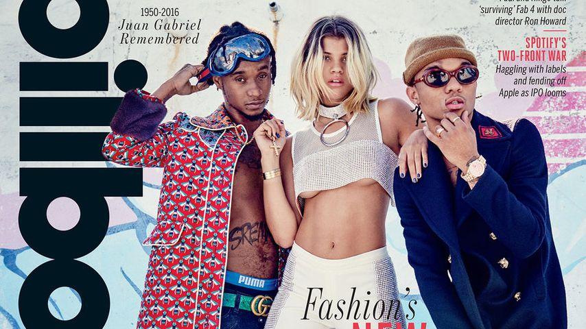 """Sexy: Sofia Richie posiert super hot auf """"Billboard""""-Cover!"""