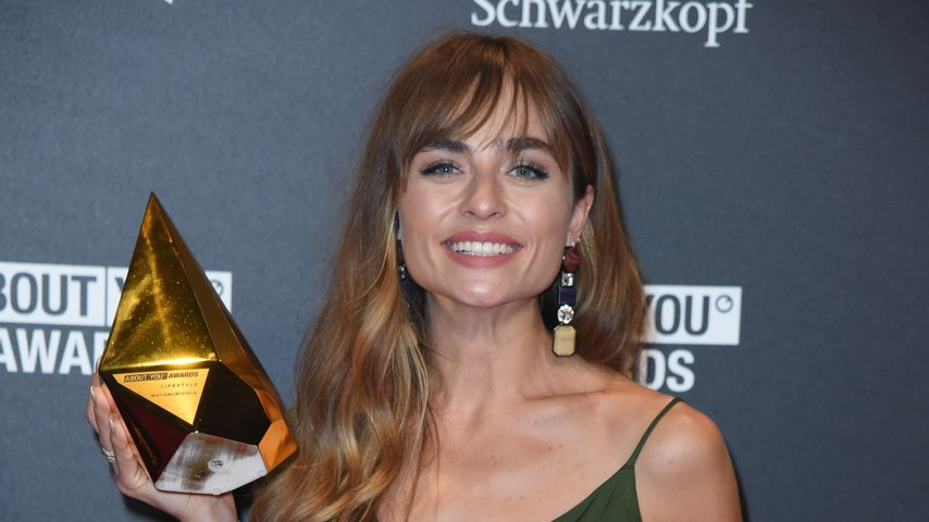 Sofia Tsakiridou bei den ABOUT YOU Awards 2018