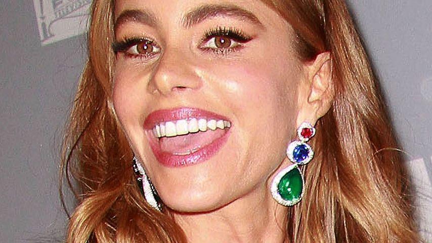 Luxus pur: Sofia Vergaras 7-Millionen-$-Klunker