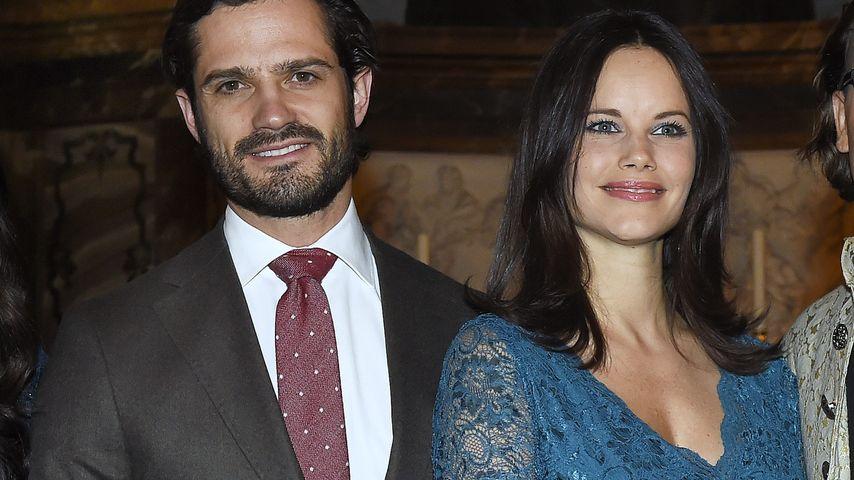 Carl Philip & Sofia von Schweden: Wie soll ihr Kind heißen?