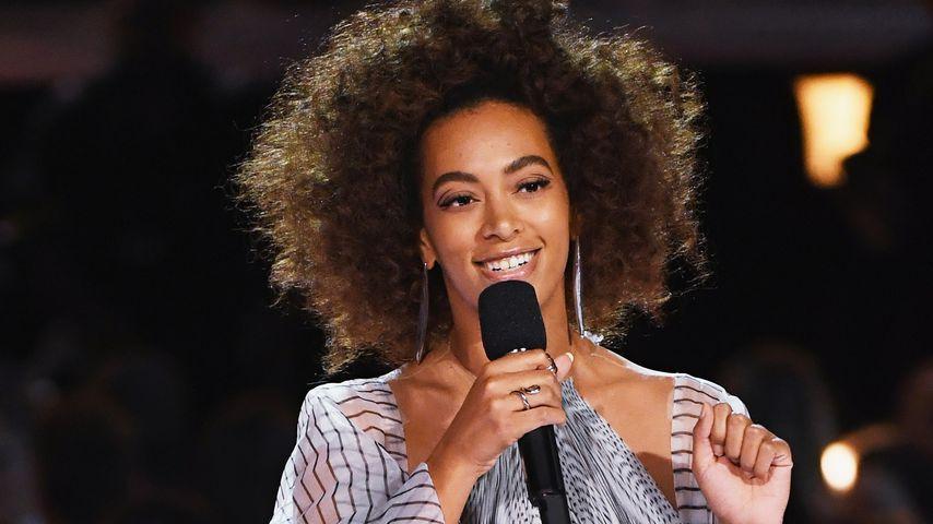 Solange Knowlesbei den Grammy Awards 2017