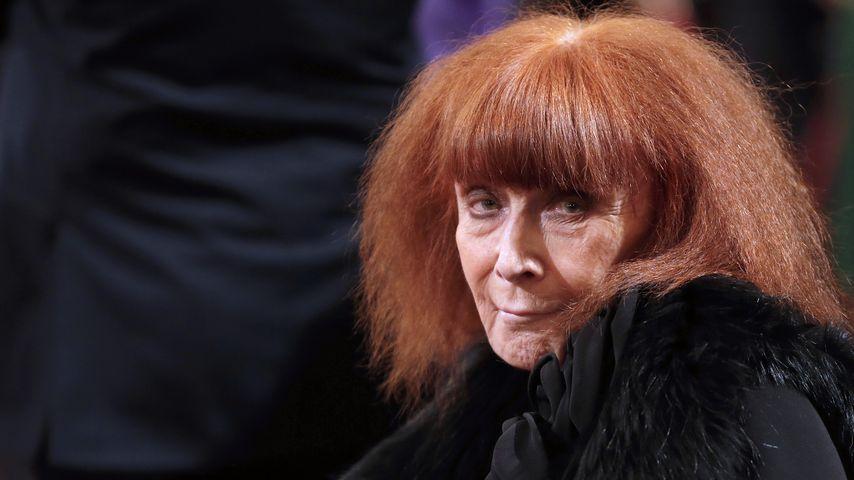 Nach langer Krankheit: Designerin Sonia Rykiel ist tot!