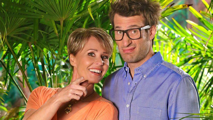 Sonja Zietlow und Daniel Hartwich für das Dschungelcamp 2013