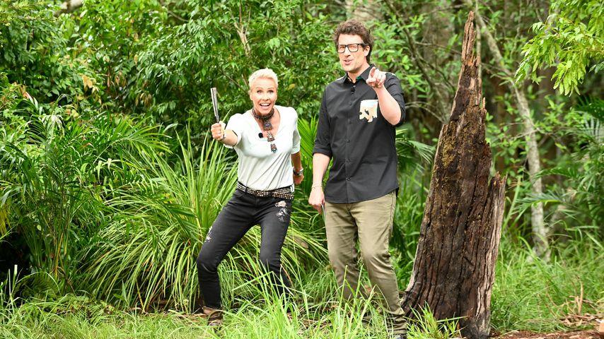 Sonja Zietlow und Daniel Hartwich, Dschungelcamp 2020
