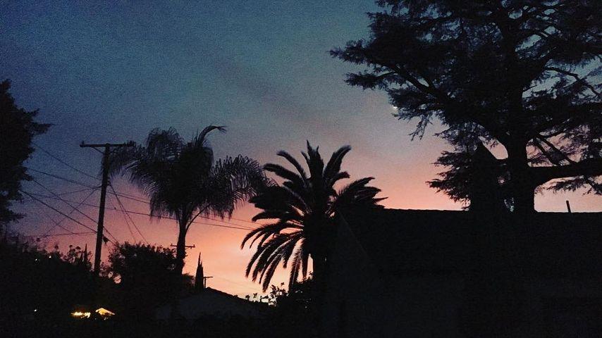 Sonnenuntergang von Sarah Drew