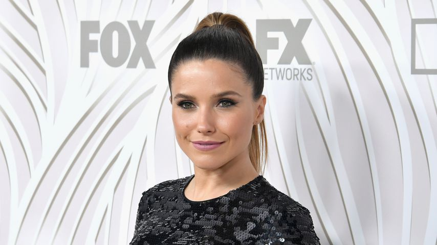 Sophia Bush bei einer Emmy-Party 2017