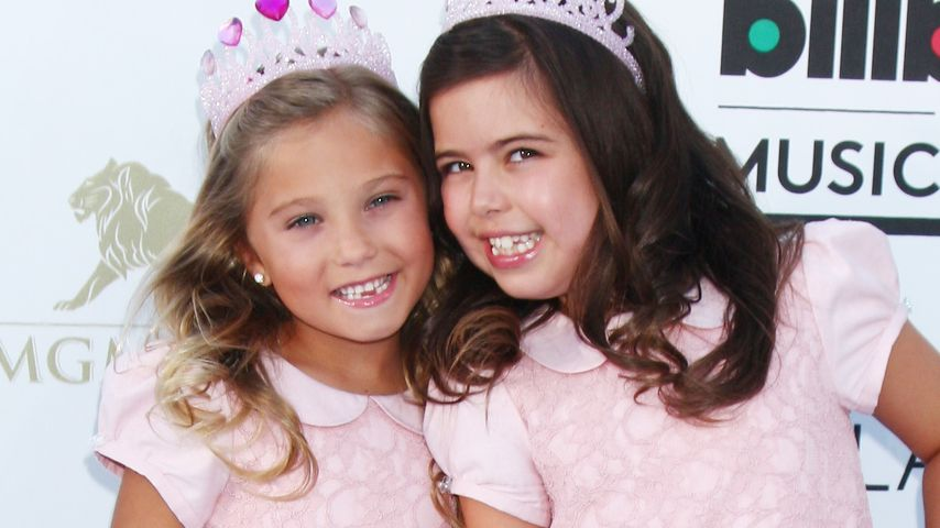 Super süß! Sophia Grace (10) & Rosie (8) rappen