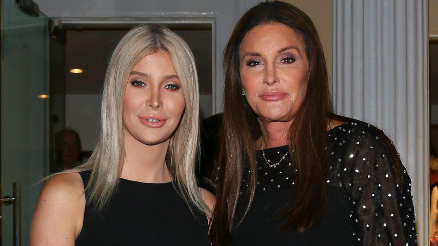 Sophia Hutchins und Caitlyn Jenner