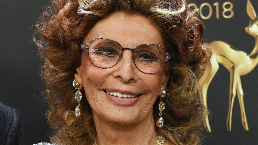 Sophia Loren beim Bambi 2018