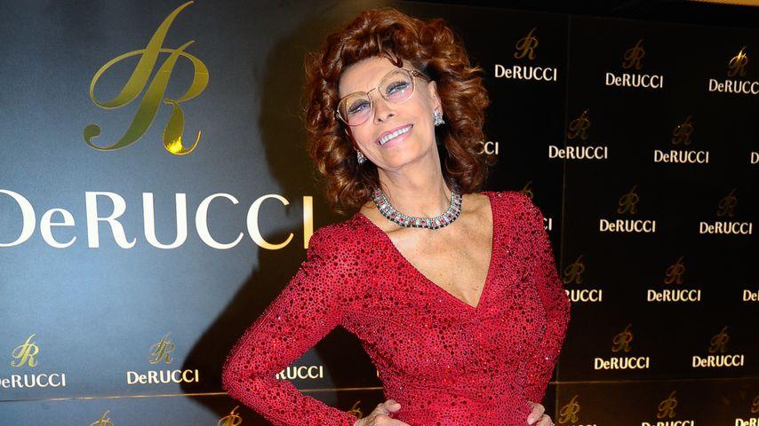 Sophia Loren: Film-Diva soll Ehrenbürgerin von Neapel werden