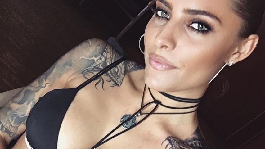 Sexy: Sophia Thomalla hat zwei neue Schlangen-Tattoos!
