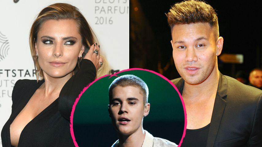 Bieber-Instagram-Aus: Kay One & Sophia Thomalla geschockt!