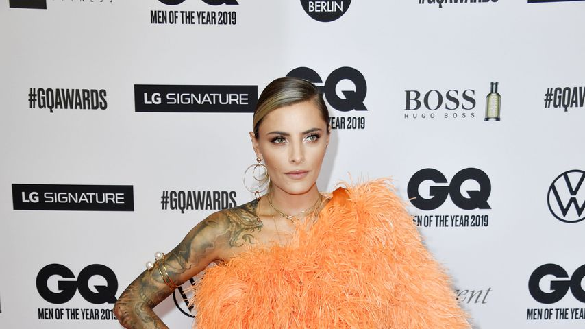 Sophia Thomalla bei der 21. Verleihung der GQ Men of the Year Awards 2019 in der Komischen Oper. Ber