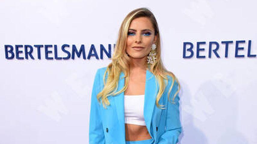 Sophia Thomalla auf der Bertelsmann-Party 2018