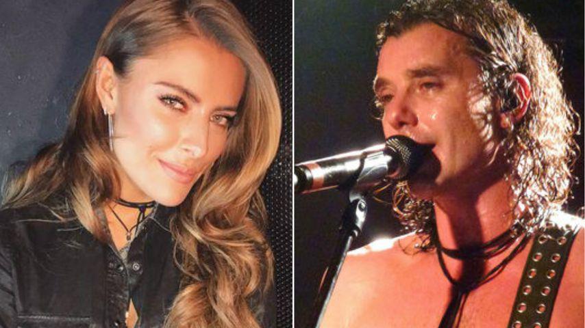Kuss-Alarm: Sophia Thomalla busselt den Ex von Gwen Stefani!