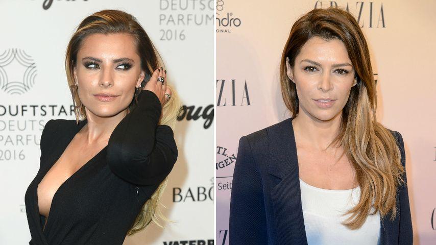 Sophia Thomalla & Sabia Boulahrouz: Mega-Zoff am Set?