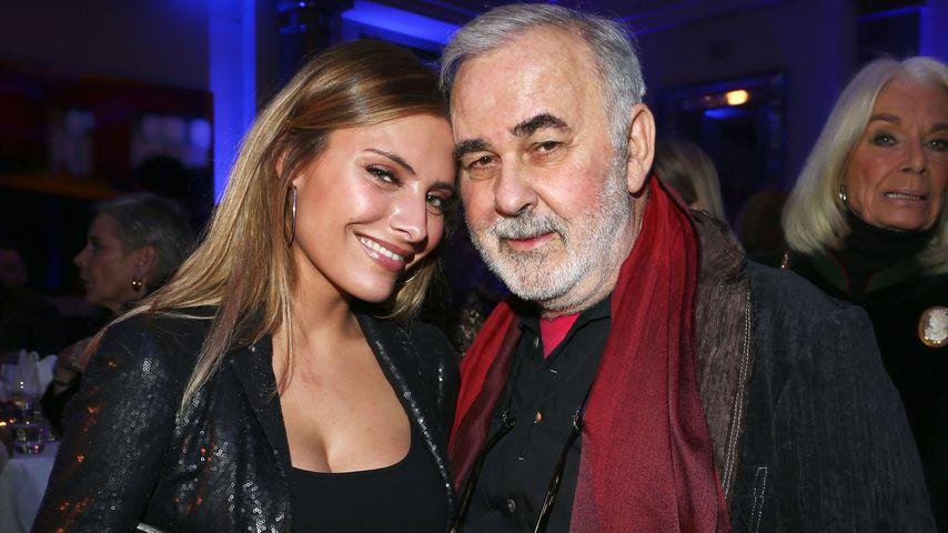 Sophia Thomalla und Udo Walz 2013