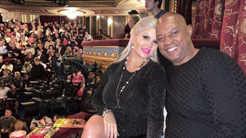 Sophia Vegas und Daniel Charlier, Dezember 2018