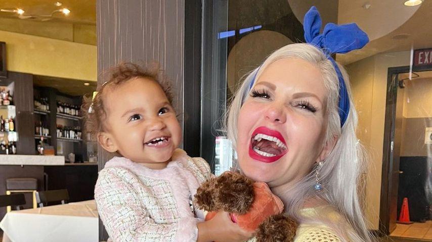 Sophia Vergas und ihre Tochter Amanda