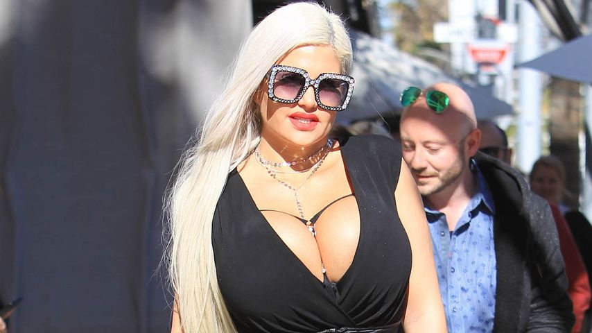 Sophia Vegas: Schwere Komplikationen nach ihrer Rippen-OP