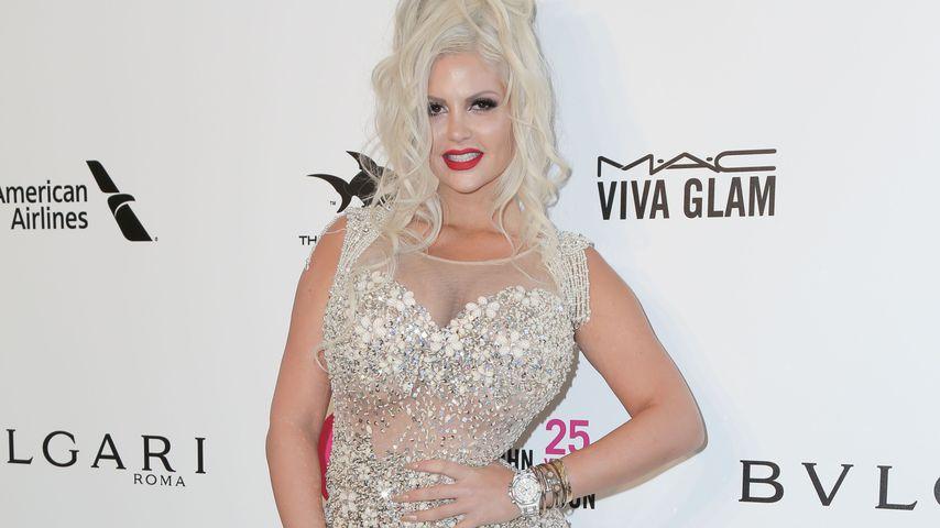 Rosarotes Party-Glück: So feierte Sophia Vegas Baby-Shower