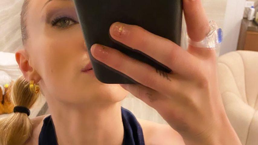 Sophie Turner im April 2021