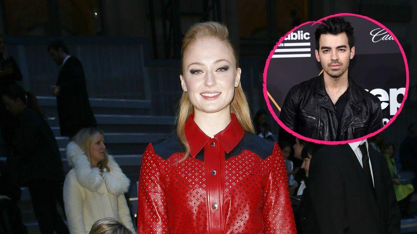 Offen wie nie: Sophie Turner schwärmt von ihrem Joe Jonas!