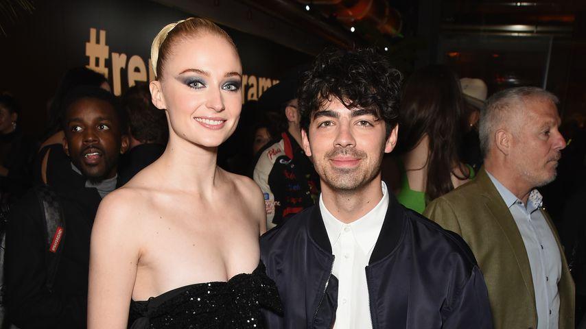Sophie Turner und Joe Jonas im Februar 2019